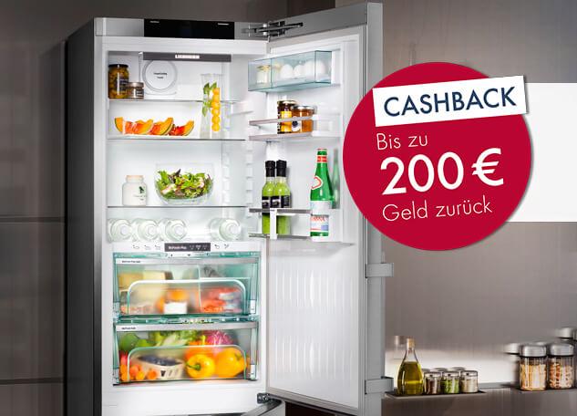 100€ Liebherr Cashback